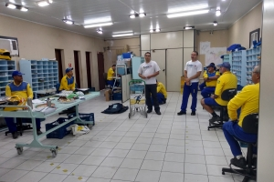 REUNIÃO SETORIA UD/ESTÂNCIA