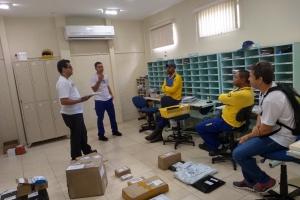 Reunião Setorial em Boquim e Salgado.