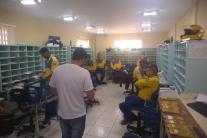 VISITAS DA CAMPANHA SALARIAL 2019/20